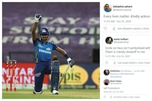 Twitter Users Question Hardik Pandya's Support for 'Black Live Matter' Movement