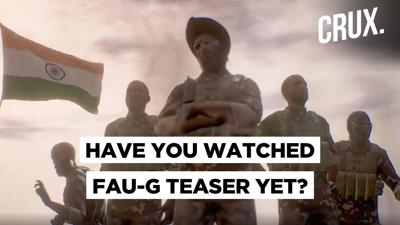 Akshay Kumar Unveils The Teaser Of FAU-G, India's Own PUBG Mobile Alternative
