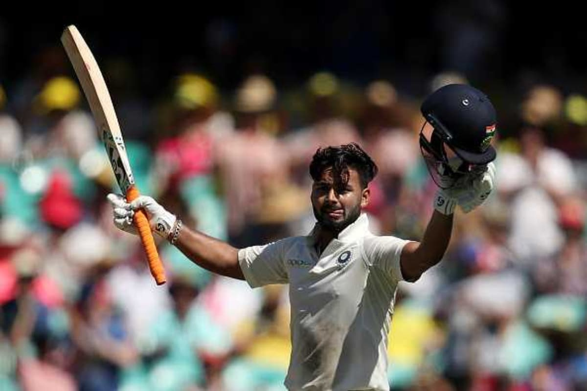 'Overweight' Rishabh Pant Likely to Miss The Bus for Australia Tour