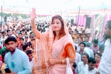 Meet Congress's 'Unofficial' Star Campaigner Who is Pulling Crowd in MP Bypoll Rallies