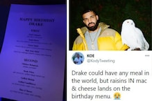 Did Drake Serve Mac n Cheese with Raisins in His Birthday Party? Fans are Roasting the Odd Dish