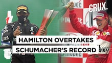 Lewis Hamilton Makes F1 History With 92nd Win At Portuguese GP