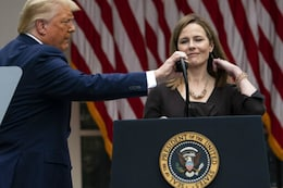 Amy Coney Barrett Confirmed to US Supreme Court, Trump Calls it 'Momentous Day for America'