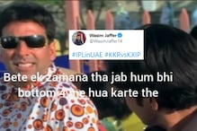 KXIP's 'Hera Pheri' from Bottom Four to Fifth Win on the Trot Summed up by Wasim Jaffer's Hit Meme