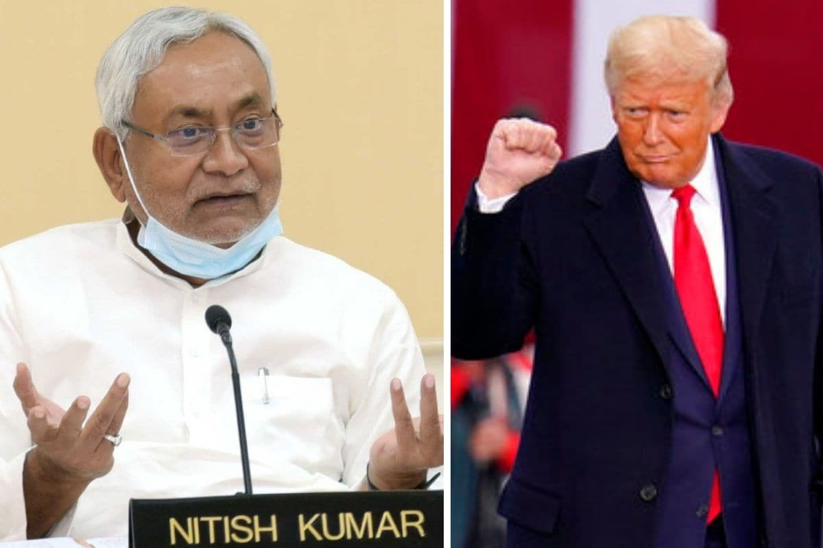 Walkover for Nitish in Bihar and Trump's Return? Bhojpuri Rap Captures Poll Rush