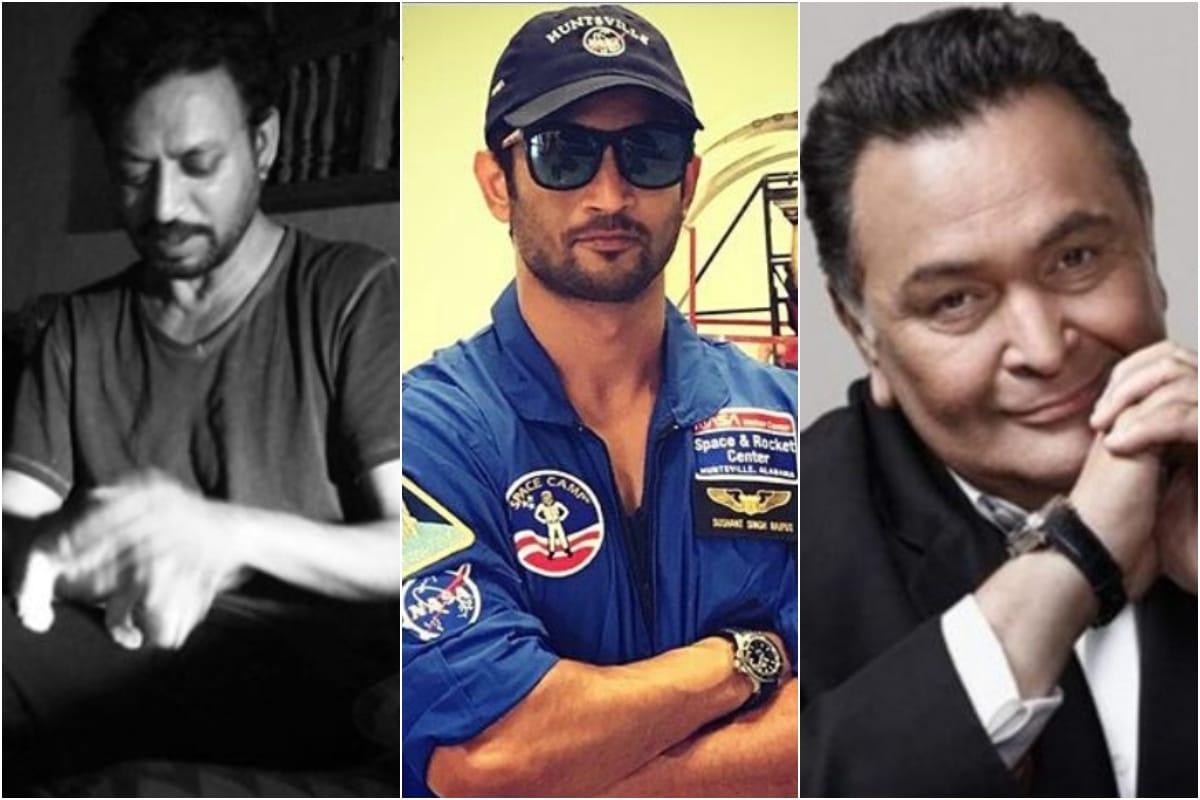 Sushant Singh Rajput, Rishi Kapoor, Irrfan Khan Tributes at Indian Film Festival of Melbourne