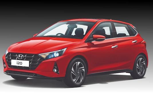 Hyundai i20. (Image source: Hyundai)