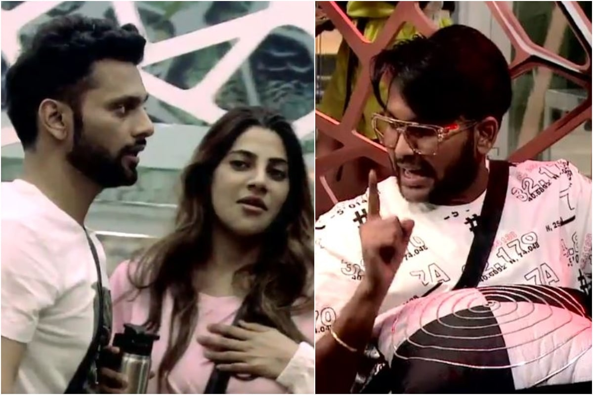 Bigg Boss 14: Rahul Vaidya Uses Jaan Kumar Sanu's Insecurity Against Him, Latter Pushes Him in Rage