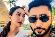 Zaid Darbar Shares Picture with Gauahar Khan as They Vacation in Goa
