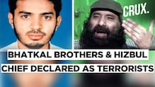 Centre Releases A List Of 18 More Terrorists, It Includes Hizbul Chief Sallahudin & Bhatkal Brothers