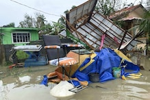 Typhoon Molave Hits Philippines: Displaces 120,000 People, 13 Missing