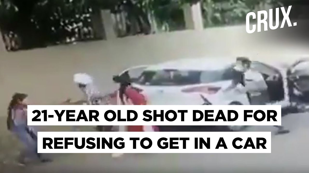 Woman Shot Dead In Broad Daylight, CCTV Captures the Crime