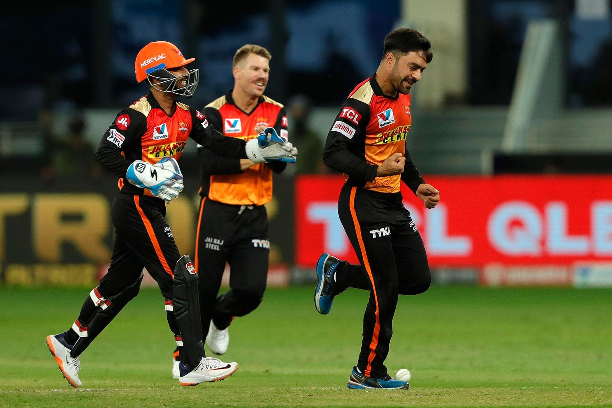 IPL 2020: In Pics, Sunrisers Hyderabad vs Delhi Capitals, Match 47 at Dubai