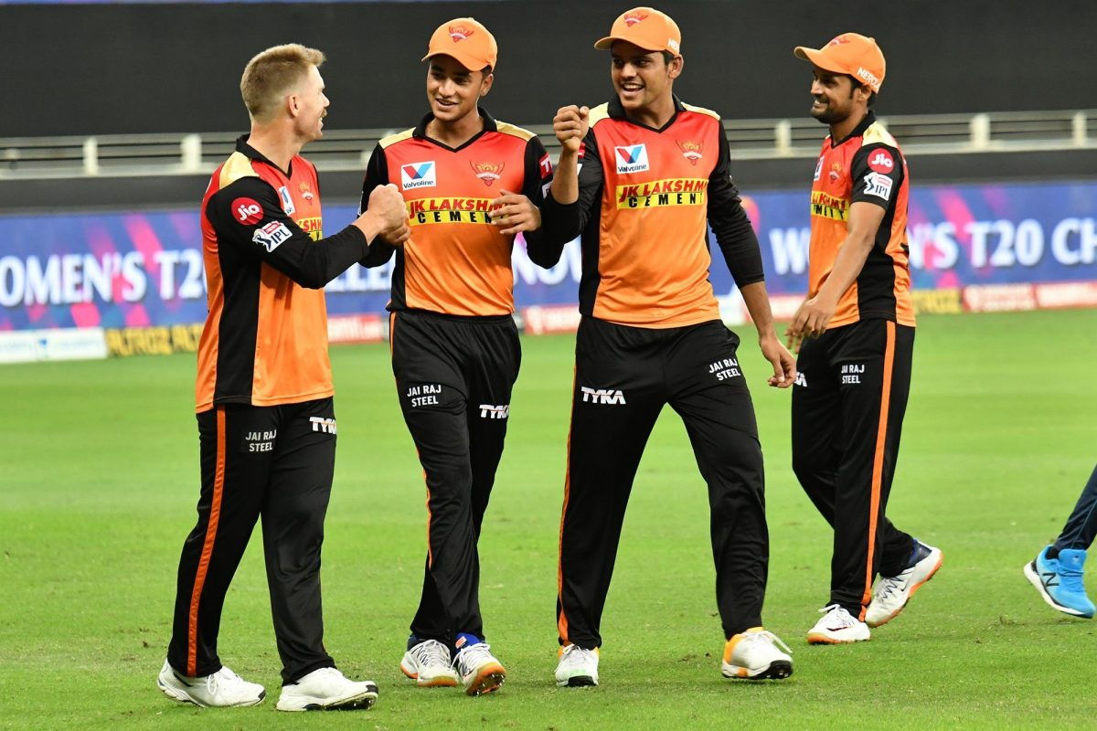 IPL 2020: Delhi Capitals vs Sunrisers Hyderabad - 10 Interesting Numbers That Define the Rivalry