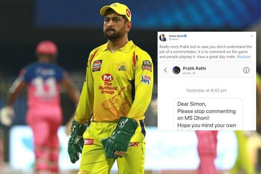 Mahendra Singh Dhoni | IPL 2020 (CricketNext).