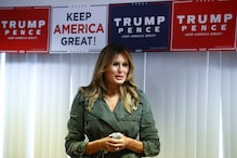 Vote for President Trump is a Vote for a Better America, Says First Lady Melania