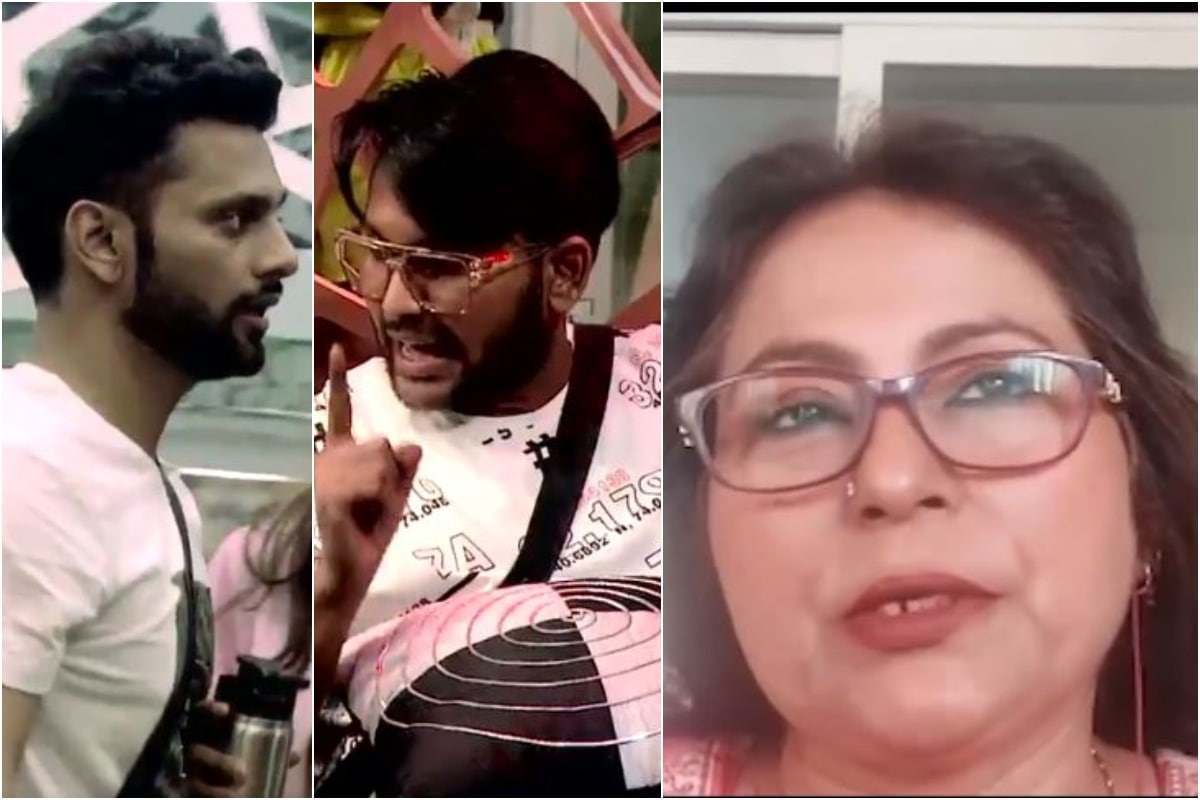 Bigg Boss 14: Jaan Kumar Sanu's Mom Releases Video to Put Full Stop to Nepotism Debate Sparked by Rahul Vaidya