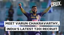 Varun Chakravarthy's Inspiring Journey From Being An Architecture To KKR's Leading Wicket Taker