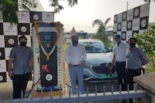 MG Motor India and Tata Power Inaugurate First Superfast EV Charging Station in Nagpur