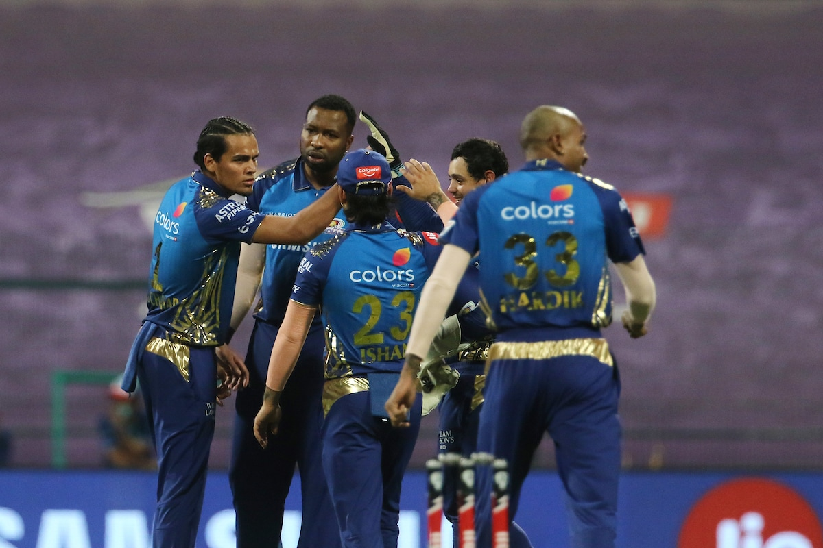 IPL 2020 Points Table: IPL 13 Team Standings After RCB vs MI Match