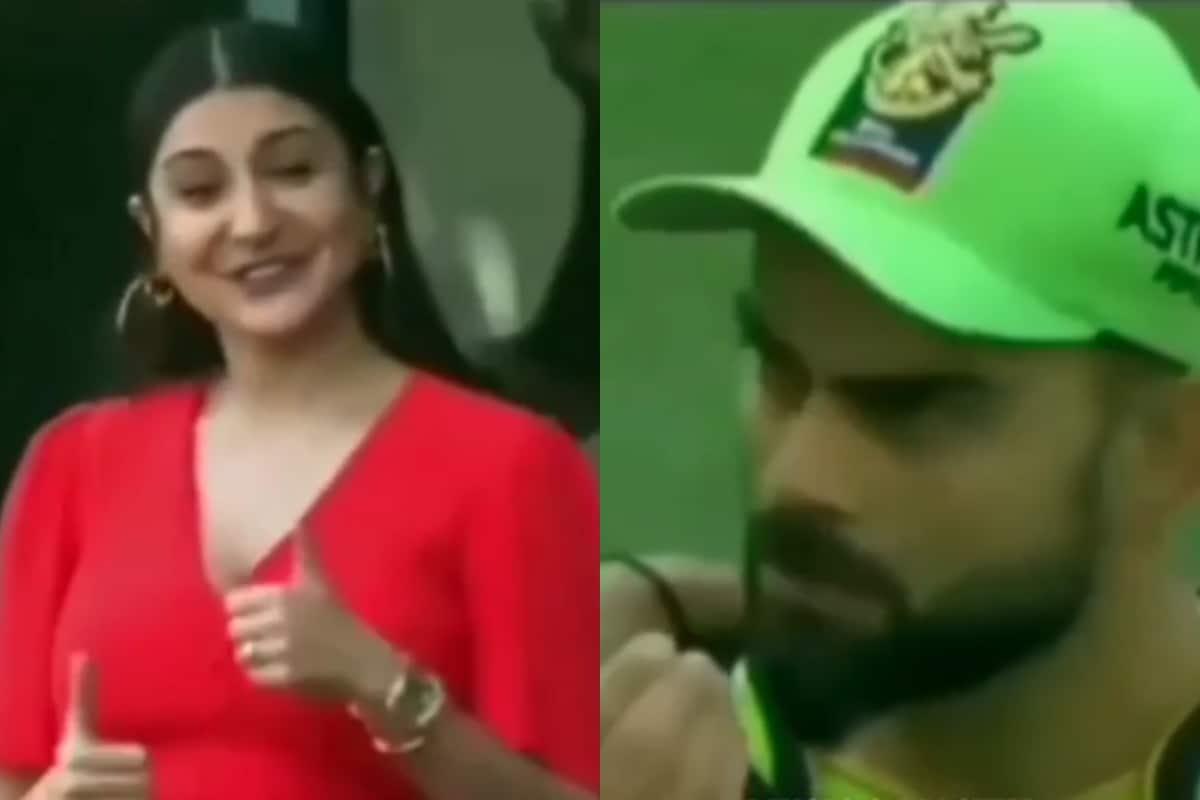 IPL 2020: Video of Virat Kohli Asking Wife Anushka Sharma if She Has Eaten Goes Viral