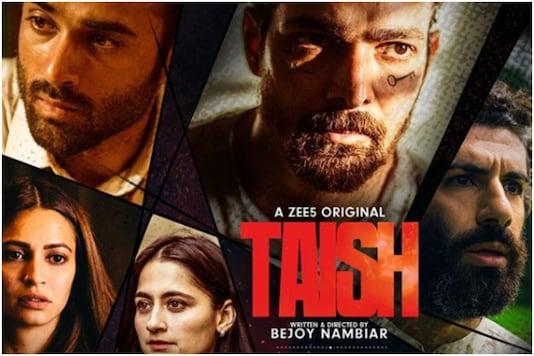 'Taish' poster