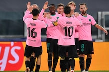 After Beating Juventus Post Clasico Loss, Barcelona Looks to Turn Things Around in La Liga