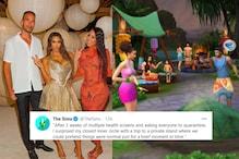 Kim Kardashian's Tweet on Celebrating Birthday on Private Island With Friends is Now an Internet Meme