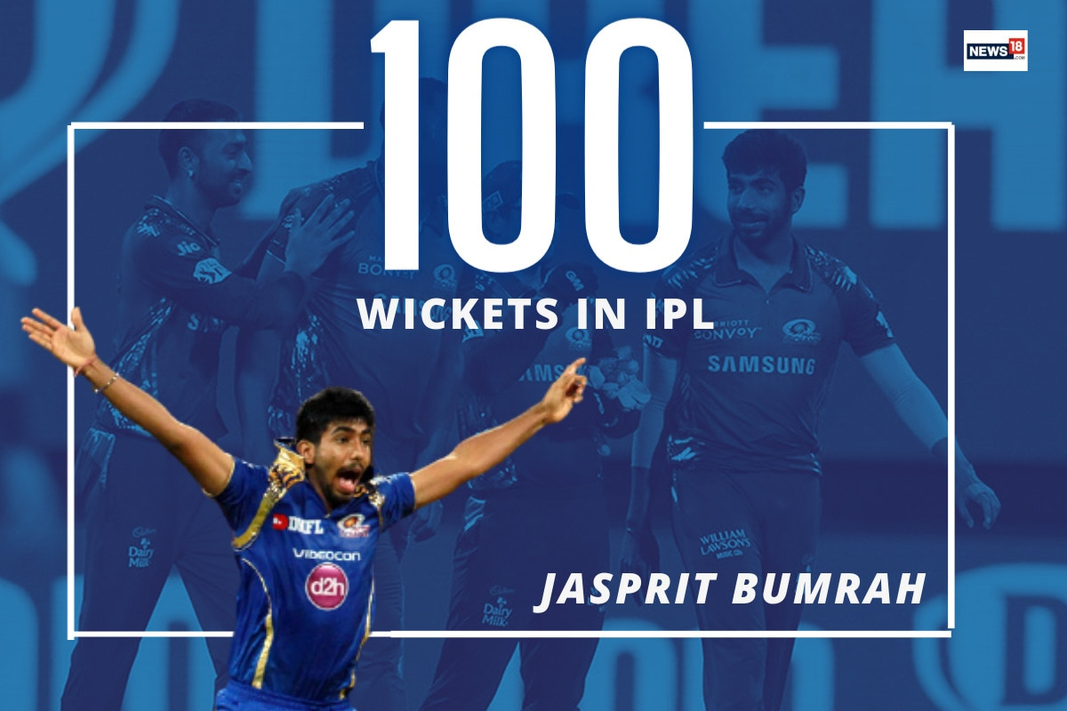 IPL 2020: Jasprit Bumrah Uses Short Route To Success, Completes 100 Wickets In IPL