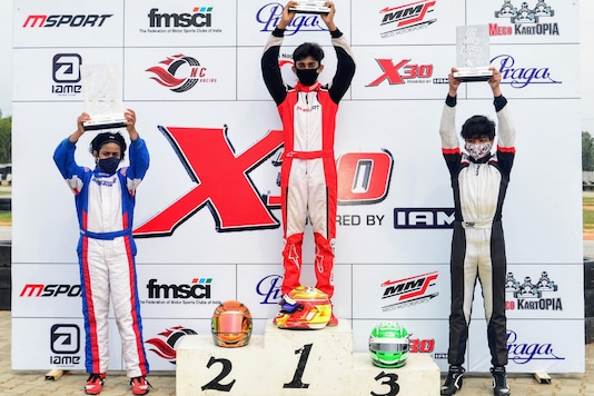 Meco-FMSCI National Karting Championship