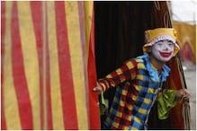 No More Smiles: Clowns Face Extinction as Coronavirus Kills the Great Indian Circus