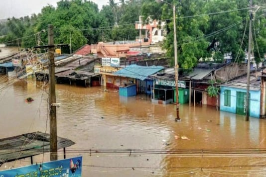 The state government has already sought Rs 10,000-crore special package from the Centre for relief and rehabilitation works in the affected districts.