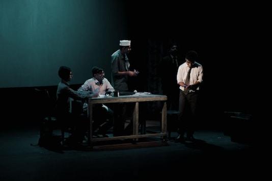 A grab of Kolkata-based theatre group Natakkiya's performance pre-pandemic.  (Image for representational use).