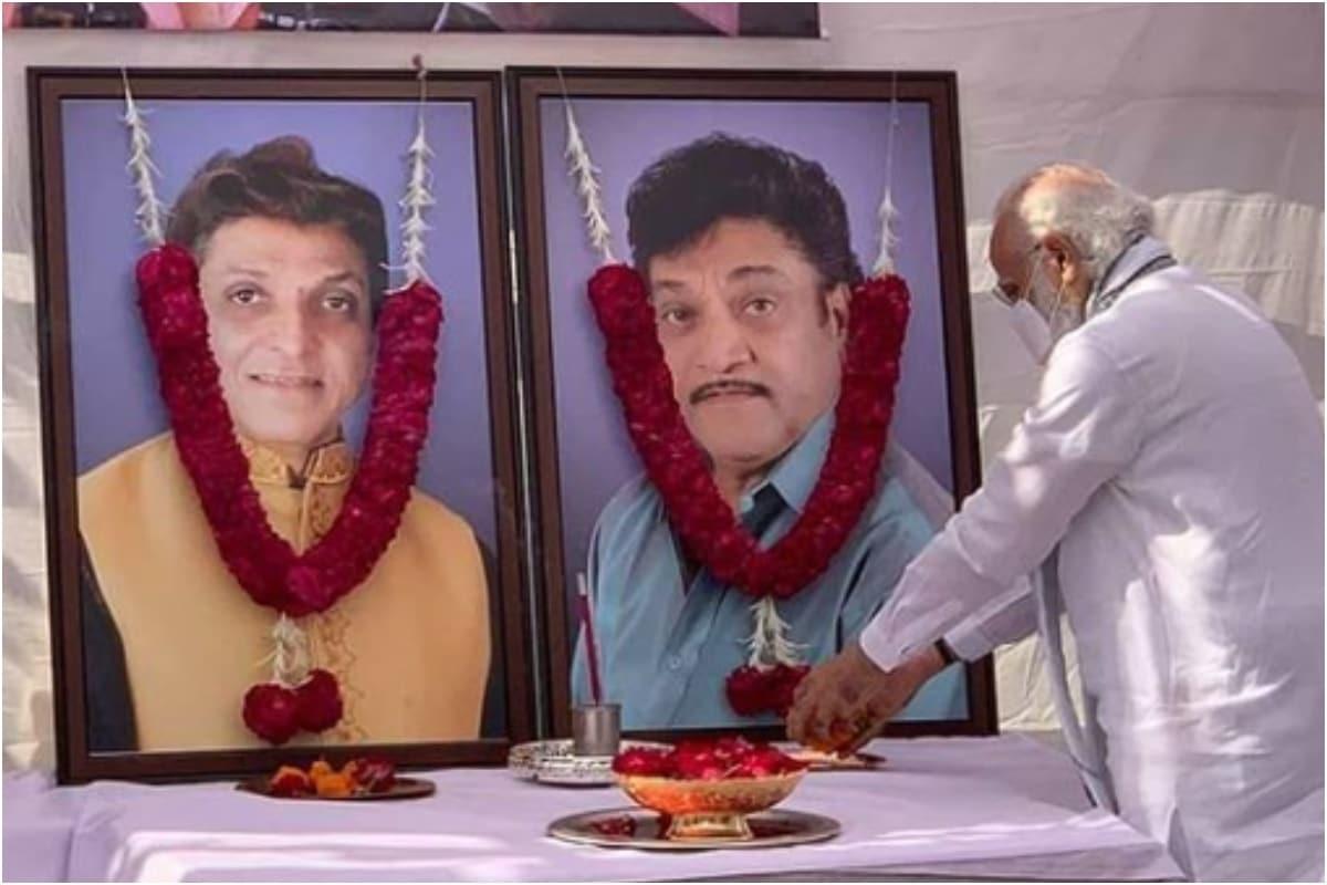 PM Narendra Modi Meets Late Naresh Kanodia's Family in Gujarat, Offers Condolences
