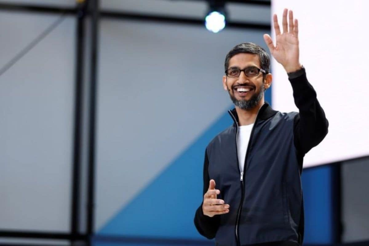 Sundar Pichai, Satya Nadella Engage in War Over Online News - News18