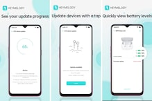 OnePlus' HeyMelody App Lets You Download Updates for its TWS and Wireless Earphones on Android Devices