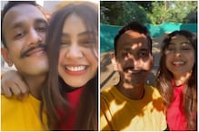 Niti Taylor Shares Cute Boomerang Video with Husband Parikshit Bawa, Posts Humorous Caption