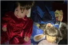 Woman Finds Creepy Annabelle-like Doll Inside 'Hidden' Room in Her House ahead of Halloween