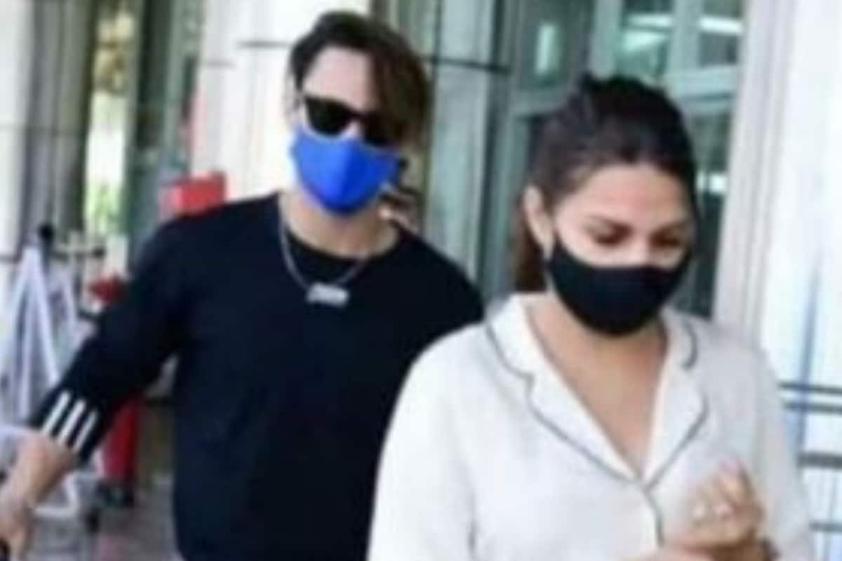 Asim Riaz and Himanshi Khurana Spotted Together at Jaipur Airport Amid Breakup Rumours