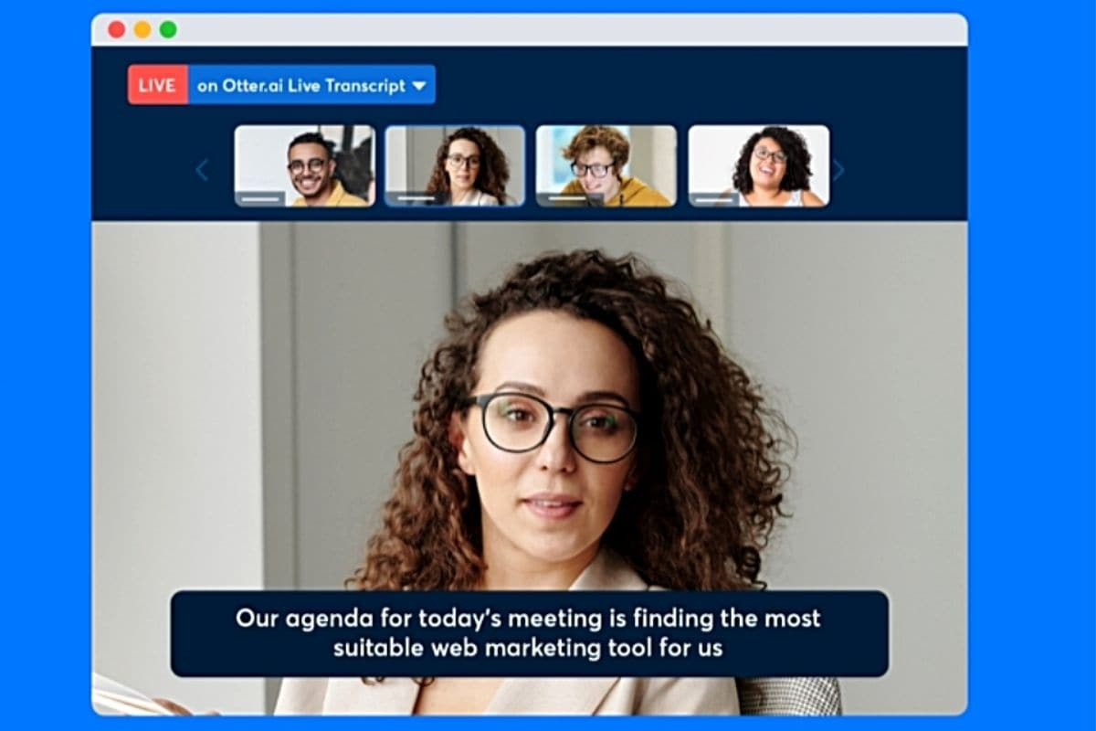 Zoom Adds Otter's Video Captioning Tool to Eliminate 'Miscommunication' During Live Calls and Webinars