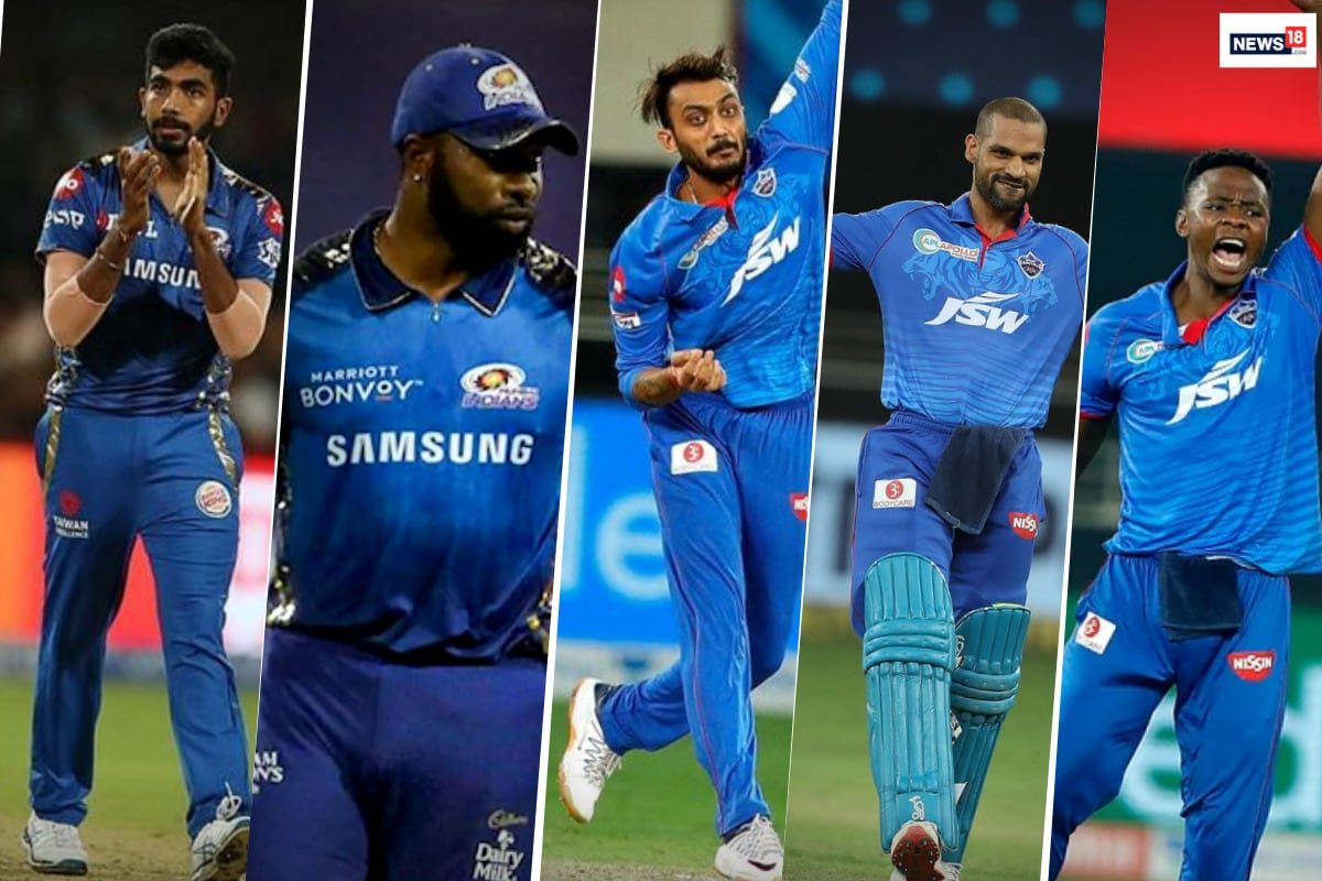 IPL 2020: Mumbai Indians vs Delhi Capitals - Top 5 Players to Watch Out For