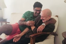 Anupam Kher Pens Emotional Note to Son Sikandar on Birthday, Says 'Proud to Be Your Dad'
