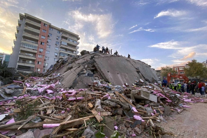 Strong Earthquake Jolts Parts of Turkey, Killing 19 people & Injuring Over 700