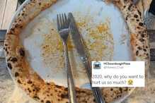 UK Man Eats Pizza in the Most Offensive Way Leaving out its Edges, 'Hurt' Restaurant Asks 'Why'