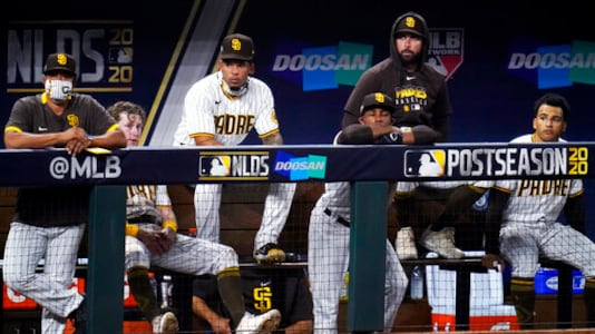 Tatis Padres Have To Wait Till Next Year As Dodgers Sweep