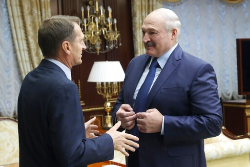 Belarus: Protesters Keep Up Push For President's Resignation