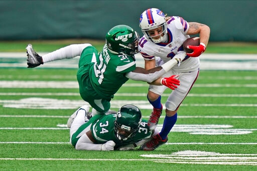Bills End 2-game Skid, But Issues On Offense Still Continue