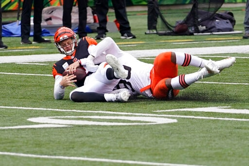 Hard-luck Bengals Keep Letting Close Games Slip Away