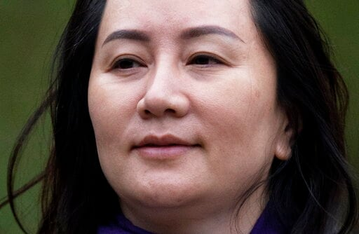 Lawyer For China Exec Accuses RCMP Of Lying About Her Arrest