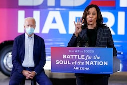 Race to the White House: Can Biden-Harris Do What Hillary Couldn't?